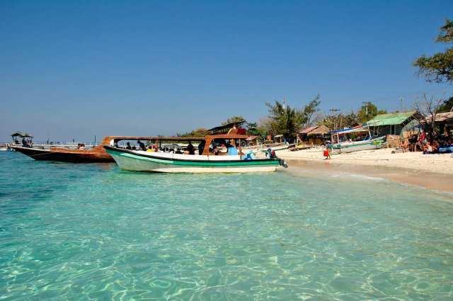 Как добраться с Бали до Гили