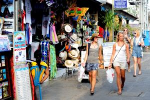 рынки на Бали