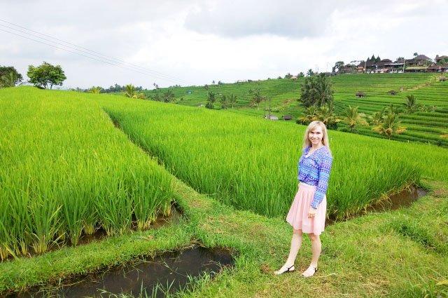 Север острова Бали