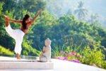 Йога на острове Бали