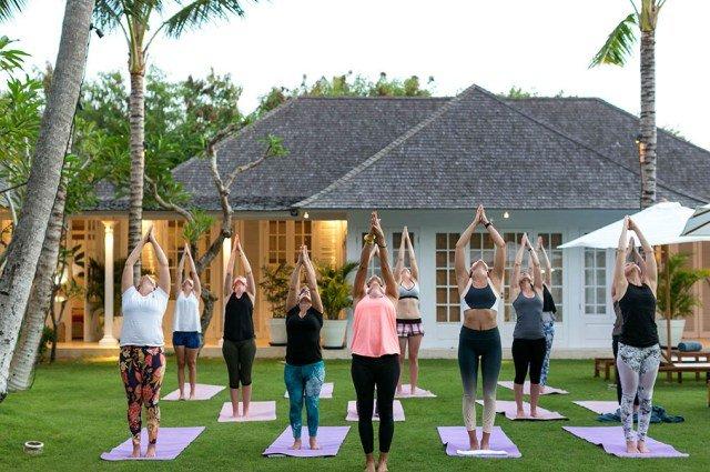 Ocean Soul Retreat на Бали