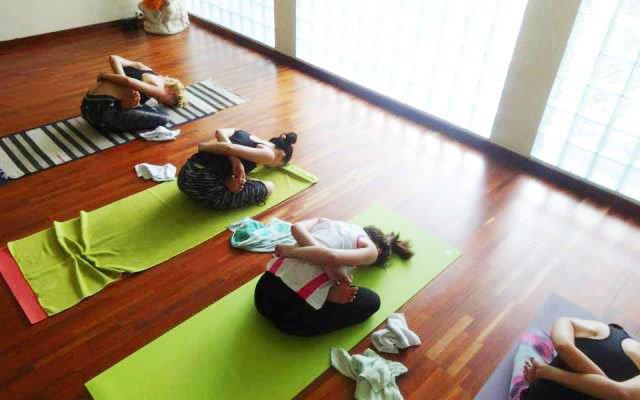 Seminyak Yoga Shala на Бали