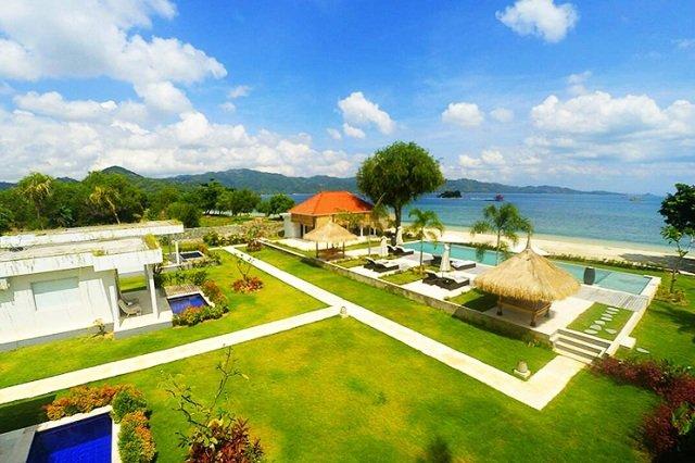 Отель The Suites Lombok
