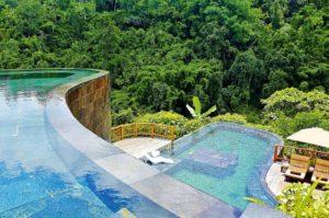 Отель Висячие сады Бали