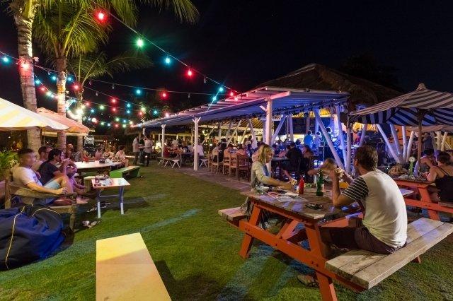 Oldman's на Бали