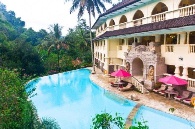 Лучшие отели Убуда