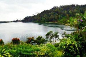 Озера Бали