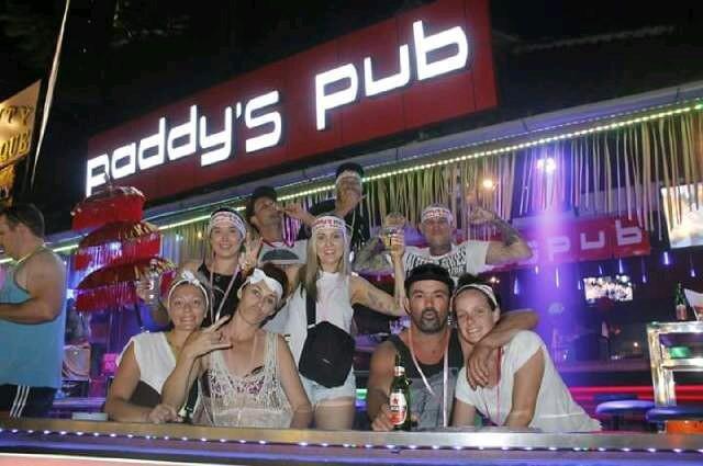 Paddy's на Бали