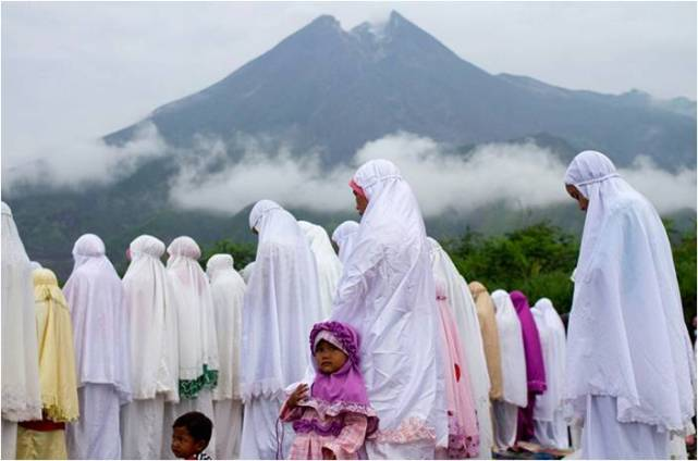 Окончание Рамадана на Бали