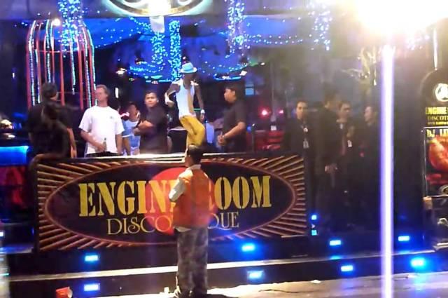 Engine Room на Бали