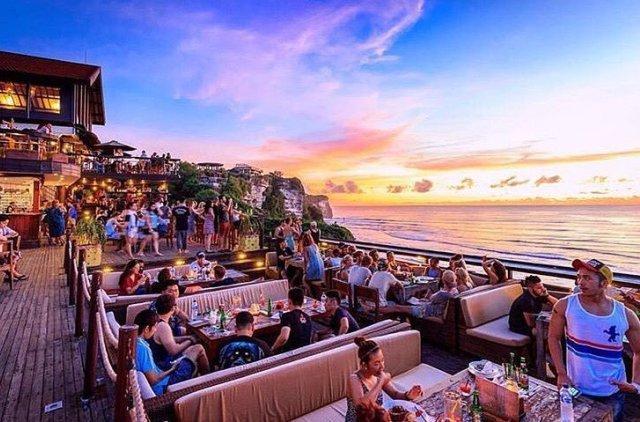 Single Fin на Бали