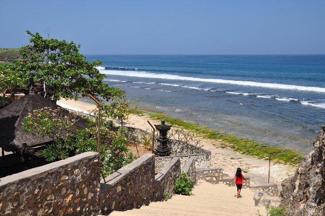 Пляж Баланган на Бали