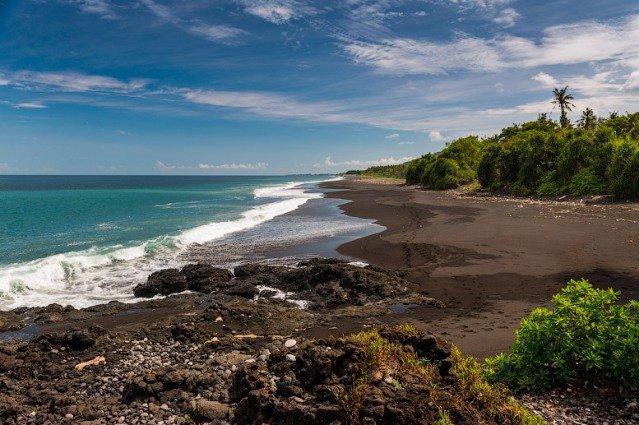 Пляж Кусамба на Бали