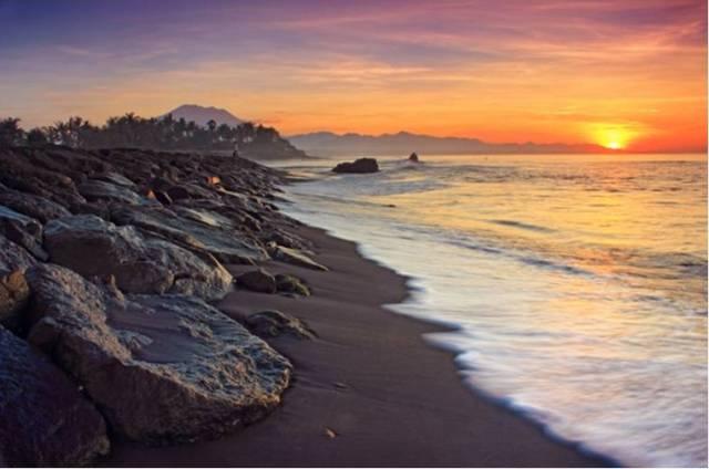 Пляж Маскети на Бали