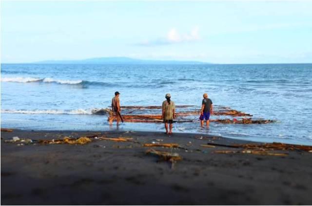 Пляж Пурнама на Бали