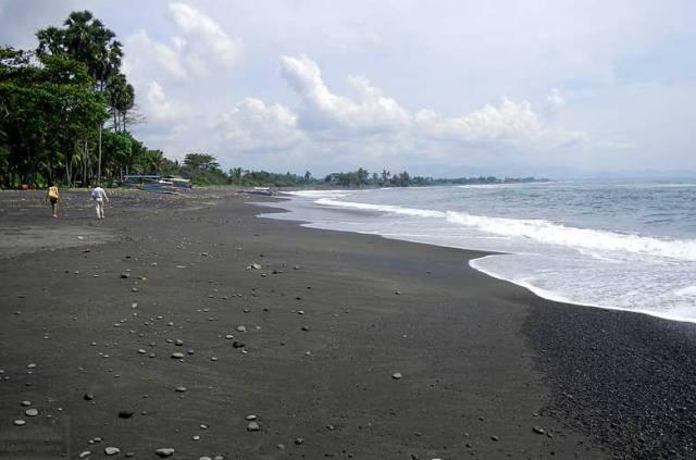 Пляж Саба на Бали