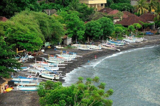 Амед на Бали