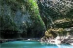 Каньоны на острове Бали