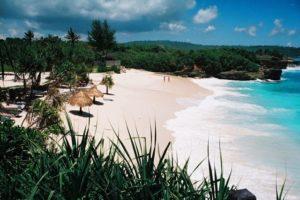 Остров Нуса Лембонган