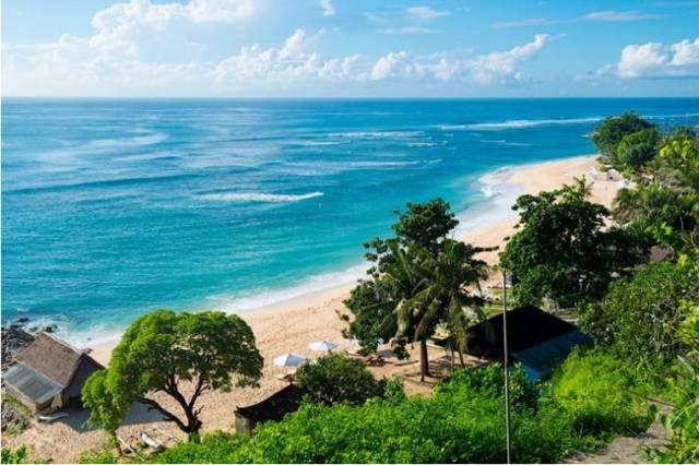 Пляж Никко на Бали