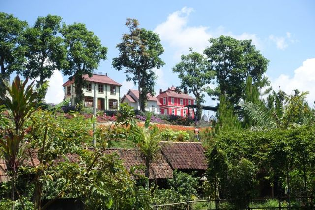 Бандунг в Индонезии