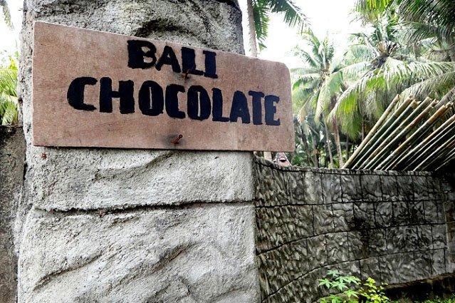Шоколадные фабрики на Бали