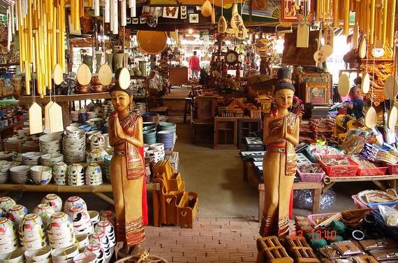 Сувениры с Бали