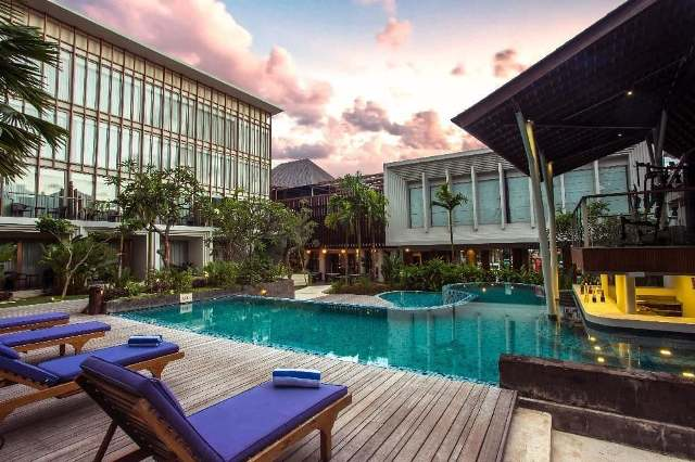 The Lerina Hotel Nusa Dua на Бали