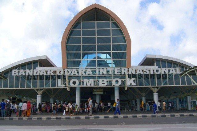Аэропорт Ломбок