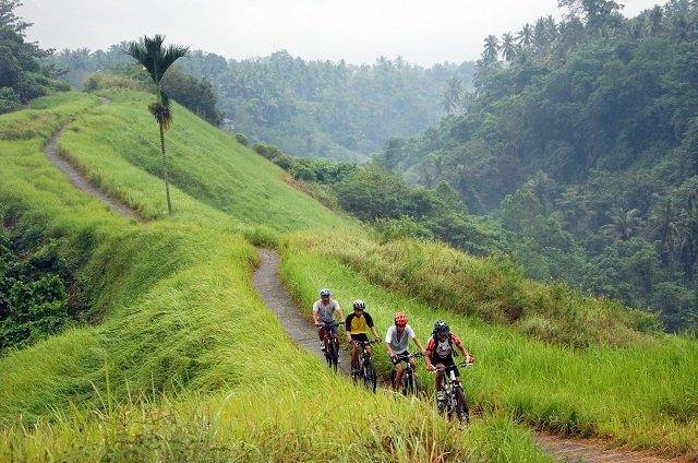 Аренда велосипеда на Бали