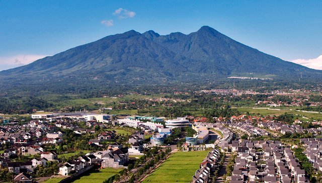 Богор в Индонезии