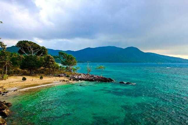Лучшие курорты Индонезии