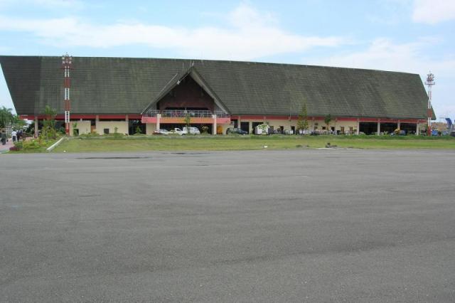 Аэропорт Таракан Джувата