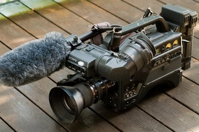 Профессиональная фото и видеоаппаратура