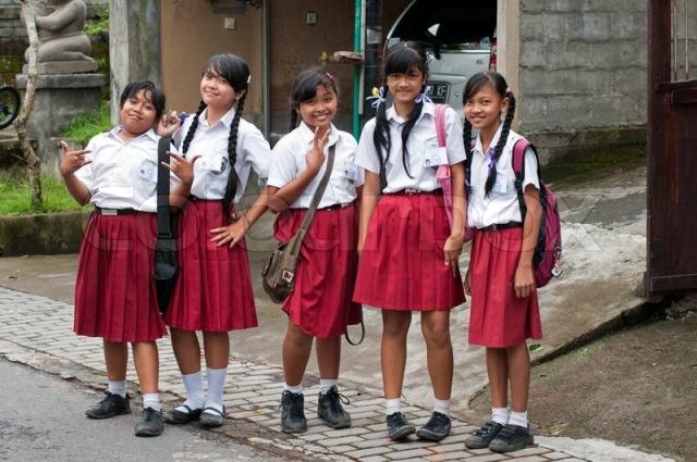 Школы для детей на Бали
