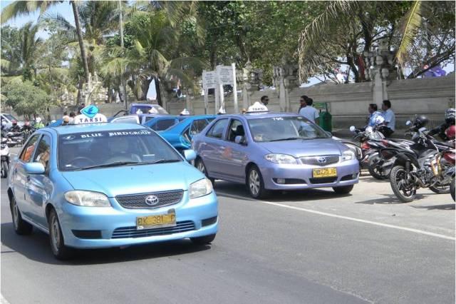 Такси на Бали