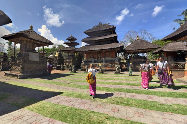 Храм Батуан на Бали