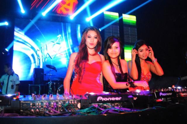 Лучшие ночные клубы на Бали