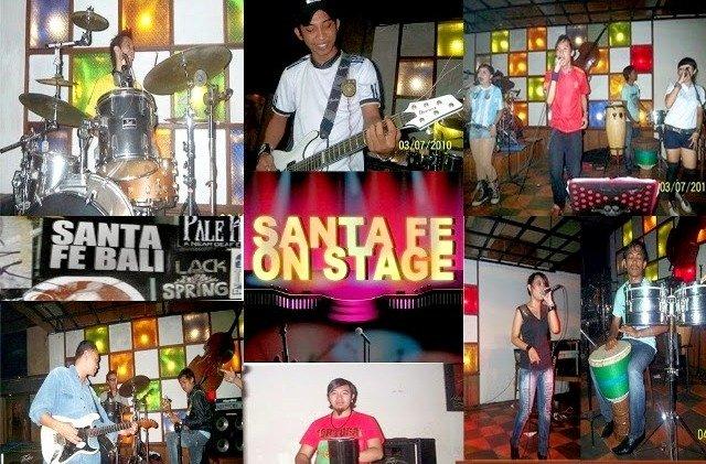 Santa Fe на Бали