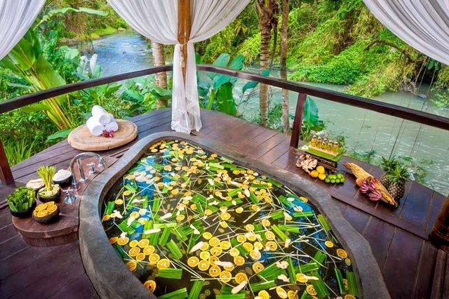 Лучшие спа-центры на Бали