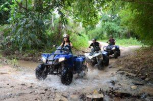 Квадроциклы на Бали