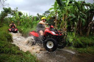Поездки на квадроциклах на Бали