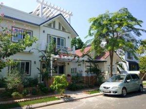 Поселок Ан Вьен в Нячанге