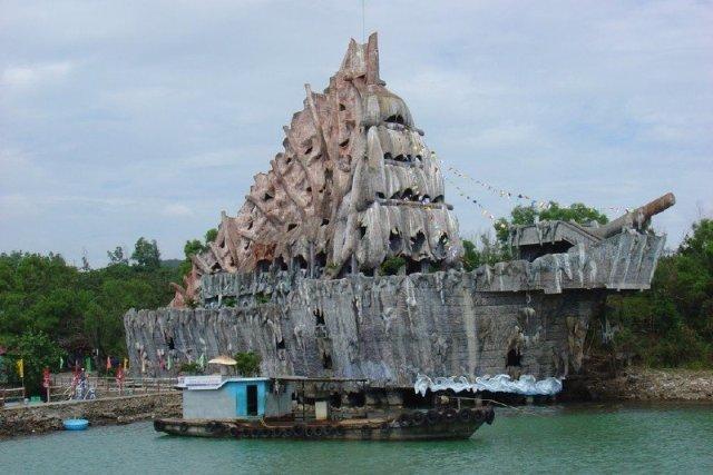 Острова Нячанга