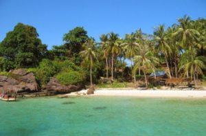 Острова рядом с Нячангом