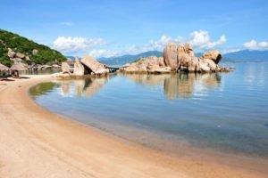 Жемчужный пляж Нячанга