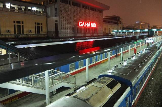 Как добраться из Ханоя в Нячанг