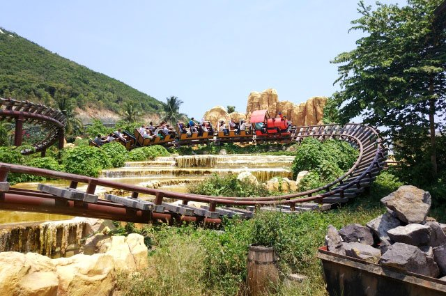 Парк Винперл в Нячанге