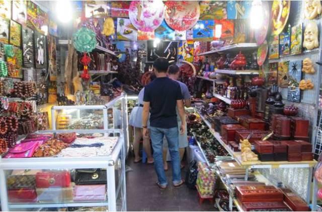 Западный рынок Cho Phuong Sai в Нячанге