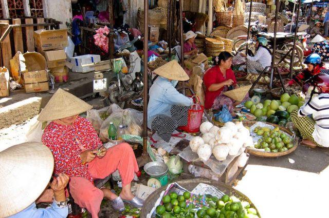 Рынок Ngoc Hiep Market в Нячанге